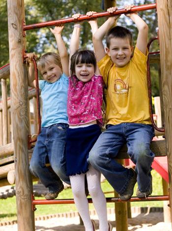 children-being-active
